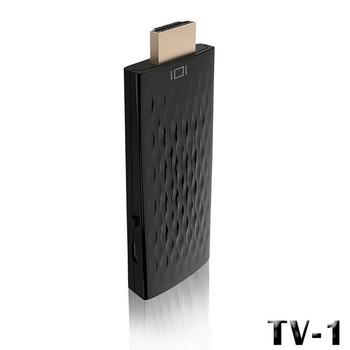 長江 TV-1 無線影音分享器 / 智慧電視棒(系統自動切換)(黑色)
