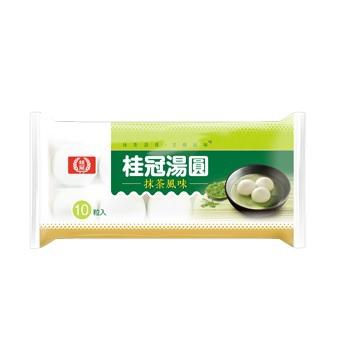 桂冠 抹茶風味湯圓(200g/盒)