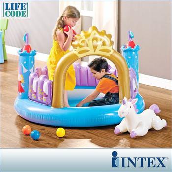 ★結帳現折★INTEX 公主城堡遊戲球池(48669)