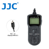 《JJC》TM-J 液晶定時快門線 O1(Olympus RM-UC1)