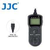 《JJC》TM-M 液晶定時快門線 N3(Nikon MC-DC2)