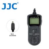 《JJC》TM-R 液晶定時快門線(相容FUJI RR-90)
