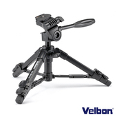 《Velbon》EX-Macro 鋁合金三腳架(微單眼適用)公司貨