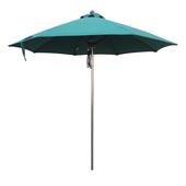 《大傘王》【大傘王】9 呎8骨不銹鋼庭園傘(ST II- 6412深綠)
