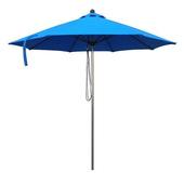 《大傘王》【大傘王】9 呎8骨不鏽鋼庭園傘(STII-6405寶藍)