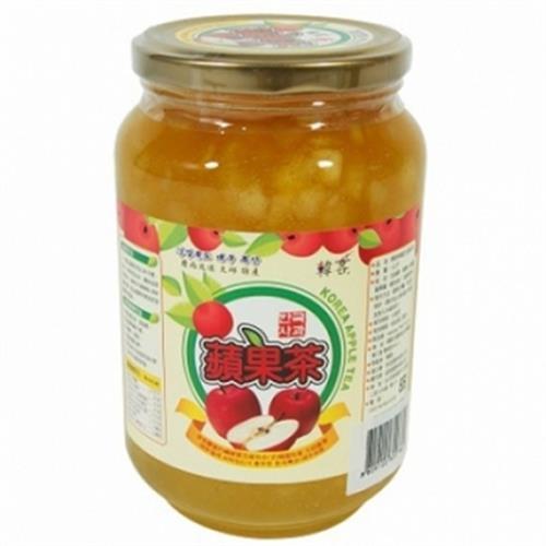 韓客蜂蜜蘋果茶(1kg/罐)