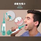 氣壓式便攜型強力沖牙器(5.5x5.5x18CM)