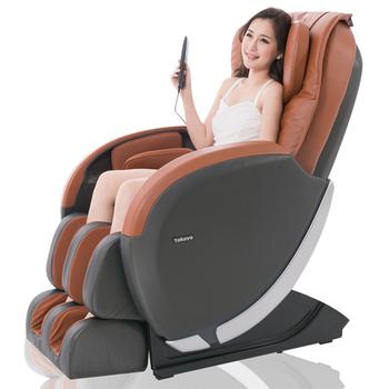 tokuyo 玩美好坐S雙軌零重力臀感按摩椅(輕鬆版)(TC-676)