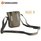 《VANGUARD》VANGUARD 精嘉 Vojo 旅行者 8 攝影微單眼側背包(公司貨)(綠)