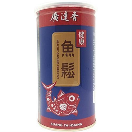 廣達香 健康魚鬆(250g/罐)