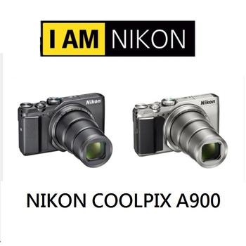 《NIKON》COOLPIX A900(公司貨) 超望遠輕巧型相機(銀)