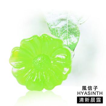 《風信子HYASINTH》專利(小)琉璃芳香貼-12入裝(清新晨露)