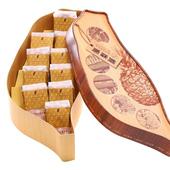 《達興食品》(無蛋)土鳳梨酥(10入/盒)