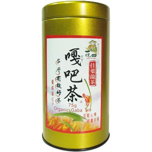 嘎吧茶-佳葉龍茶(75g/罐)
