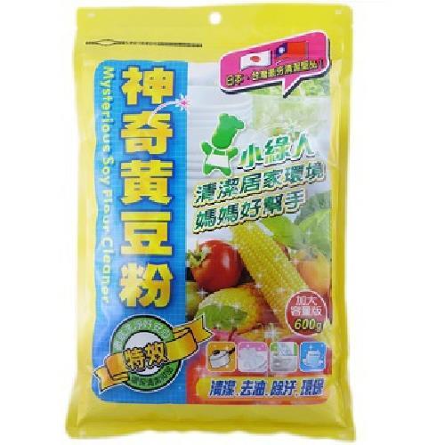 小綠人 神奇黃豆粉(600g/包)
