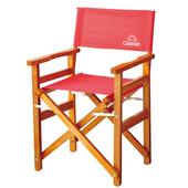 《Coleman》懷舊系列 經典木椅/草莓紅 CM-27857M