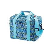 《Coleman》15L 藍葉圖騰保冷袋 CM-22226