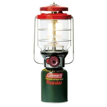 《Coleman》北極星瓦斯燈/紅 CM-5521J