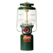 《Coleman》北極星瓦斯燈/綠 CM-5520J