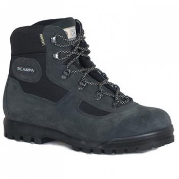 義大利Scarpa LITE TREK GORE-TEX 60023高筒登山鞋 灰黑 #SP60023(EU40)