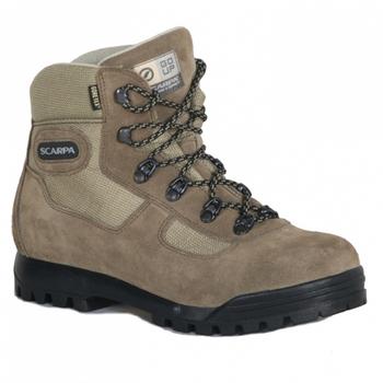 義大利Scarpa LITE TREK GORE-TEX 60023高筒登山鞋 棕 #SP60023(EU39)