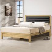 《Homelike》岱爾床架組-雙人5尺(不含床墊)