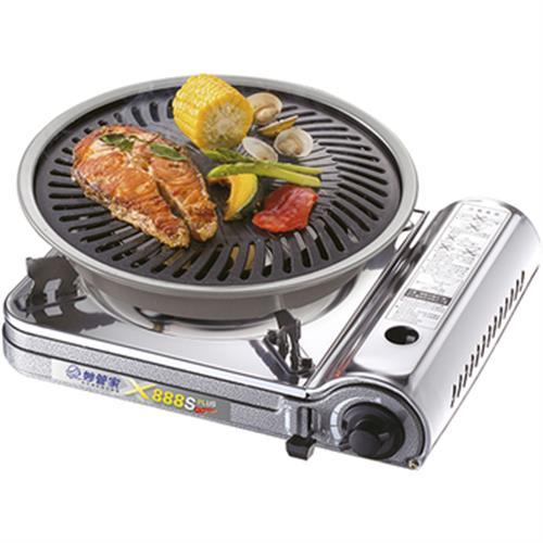 《妙管家》紅外線瓦斯爐X888(贈和風烤盤-直徑25cm)