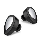 《長江》頂級迷你雙耳立體聲無線藍牙耳機K2(公司貨)(黑色)