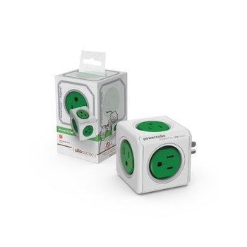 PowerCube 魔術方塊擴充插座(綠色)