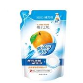 《橘子工坊》重油污碗盤洗滌液補充包(430ml)