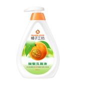 《橘子工坊》一般碗盤洗滌液(500ml)