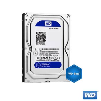 WD 威騰 10EZEX 1T 1TB 藍標 / 三年保 / 64M / SATA3 3.5吋 內接硬碟 HDD(1TB 藍標)