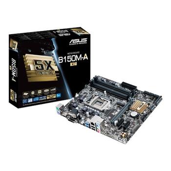 ASUS 華碩 B150M-A /M.2 主機板 1151腳位 DDR4(B150M-A /M.2)