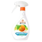 《橘子工坊》兩用天然地板清潔劑(480ML)
