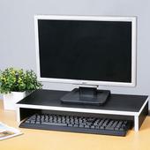 威爾桌上螢幕架-黑色