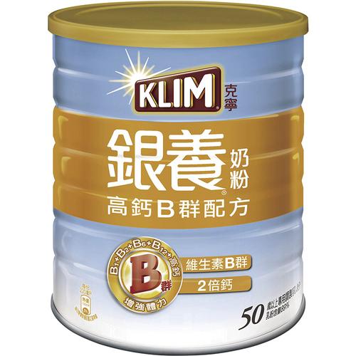克寧 銀養奶粉高鈣B群配方(1.5kg/罐)