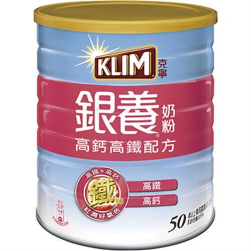 克寧 銀養奶粉高鈣高鐵配方(1.5kg/罐)