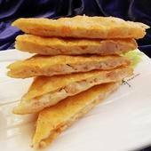 《饗福》月亮蝦餅(原味-240g/包)