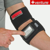 《+venture》SH-85 鋰電手肘熱敷墊