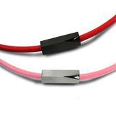 《【恩悠數位】》【恩悠數位】NU 鈦鍺能量精品 ION2鈦鍺能量項鍊(紅色)