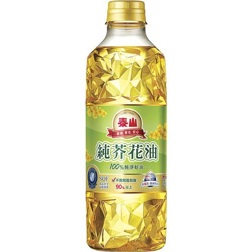 泰山 芥花油(1L)
