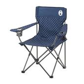 《Coleman》海軍藍度假休閒椅 # CM-6997