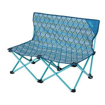 Coleman 藍葉圖騰情人椅 #CM-22002M
