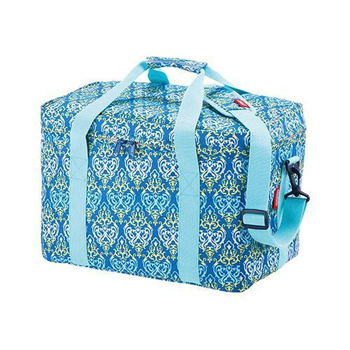 Coleman品牌滿額贈活動 25L藍葉圖騰保冷袋 # CM-22219M