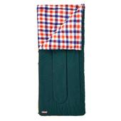 《Coleman》刷毛睡袋C5 /紅格紋 #CM-26649M / 棕格紋 #CM-26650M(紅格紋)
