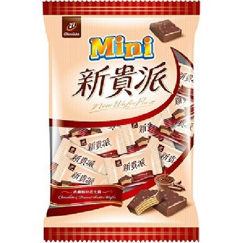 《新貴派》迷你巧克力(花生 294g)