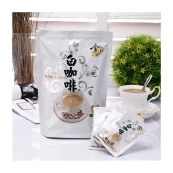 ★結帳現折★【啡茶不可】 低卡白咖啡 (馬來西亞怡保市特產 15包/袋)(25g/包)