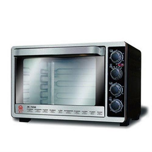 晶工牌 45L雙溫控旋風烤箱 JK-7450