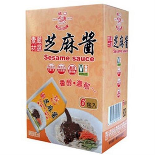 龍口 芝麻醬(40g*6包)
