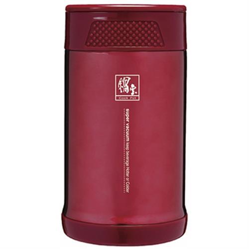 鍋寶 超真空燜燒杯800ml 葡酒紅(SVP-0800BU-S)